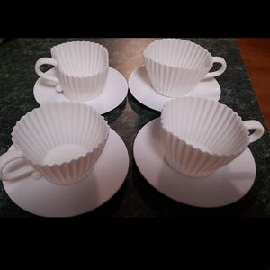 Silicone Cup Cake Holders